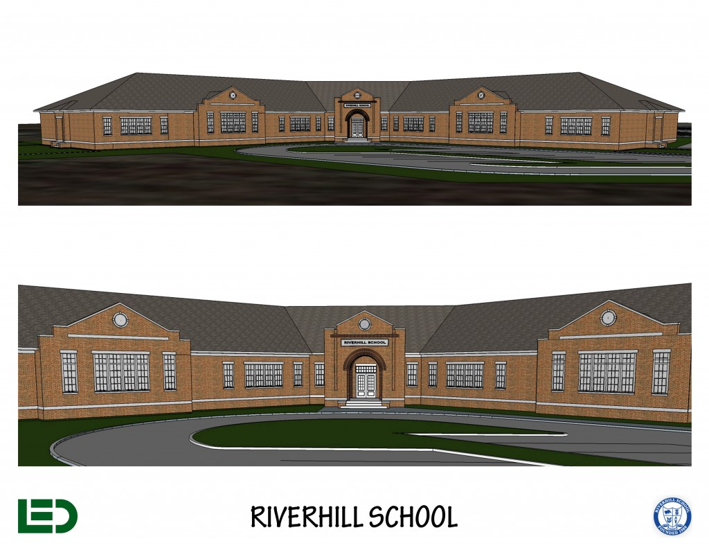 Riverhill Rendering